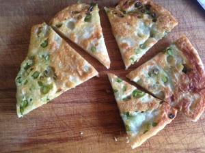 garlicscapepancakes8